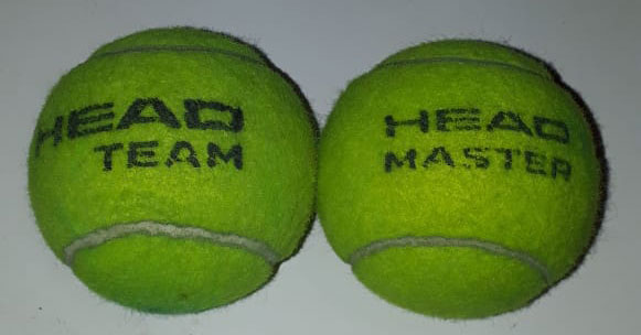Comparativo do desgaste das bolas Head Master e Head Team ea1ad6a3a7960
